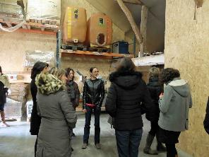 Visite Château Ponzac Cahors